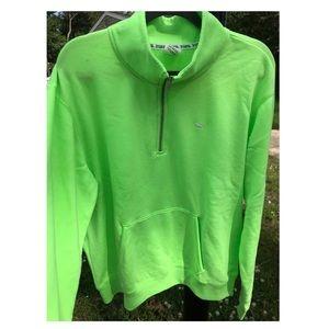 V.S. Pink ✭ Neon Sweatshirt